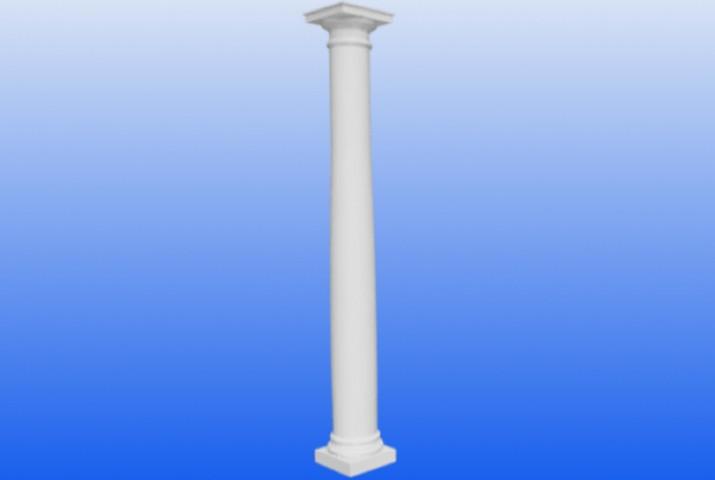 Säule 1717 Apollo