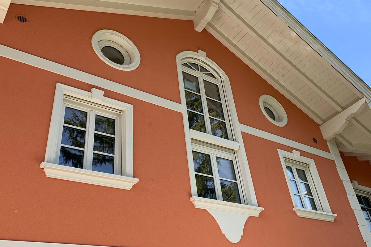 Fassadengestaltung LB Light Fassadenelemente