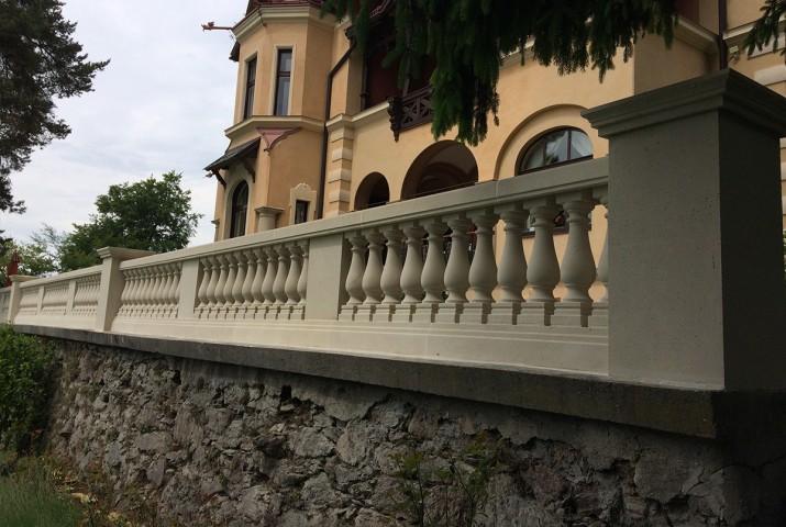 Thumbnail for Balustraden für Villa am Wörthersee