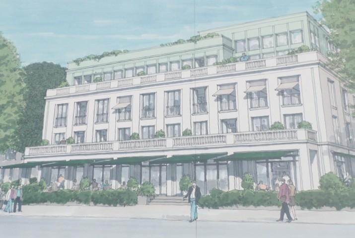Thumbnail for Das Engler Palais in Berlin