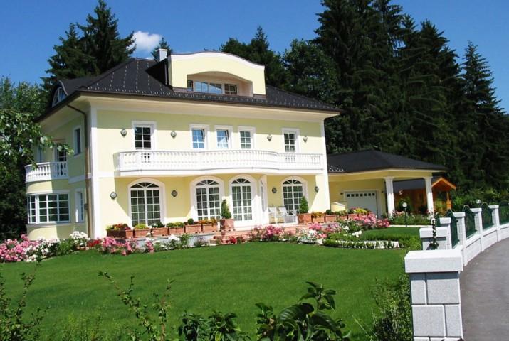 Thumbnail for Villa mit Balustrade 1109
