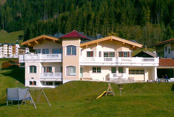 Thumbnail for Bauvorhaben Wildschönau, Tirol