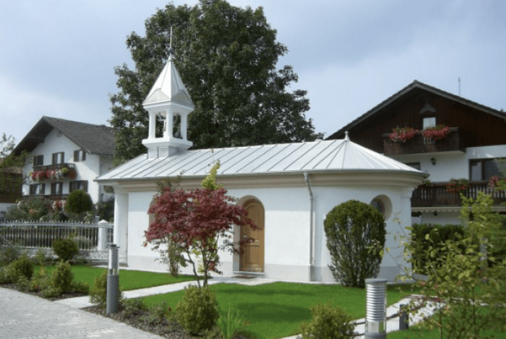 Thumbnail for Renovierung einer Kapelle in Rosenheim