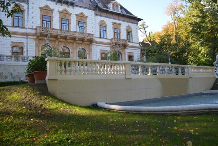 Thumbnail for Sonderbalustraden für Palais in Wien